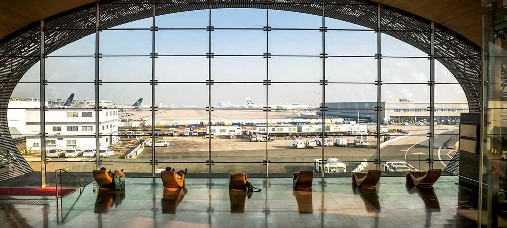 Aeropuertos en París