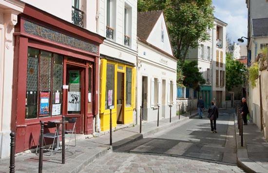 Alojarse en Paris en el barrio multiétnico de Belleville