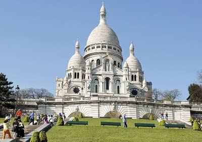 Donde alojarse en Paris zona Montmartre