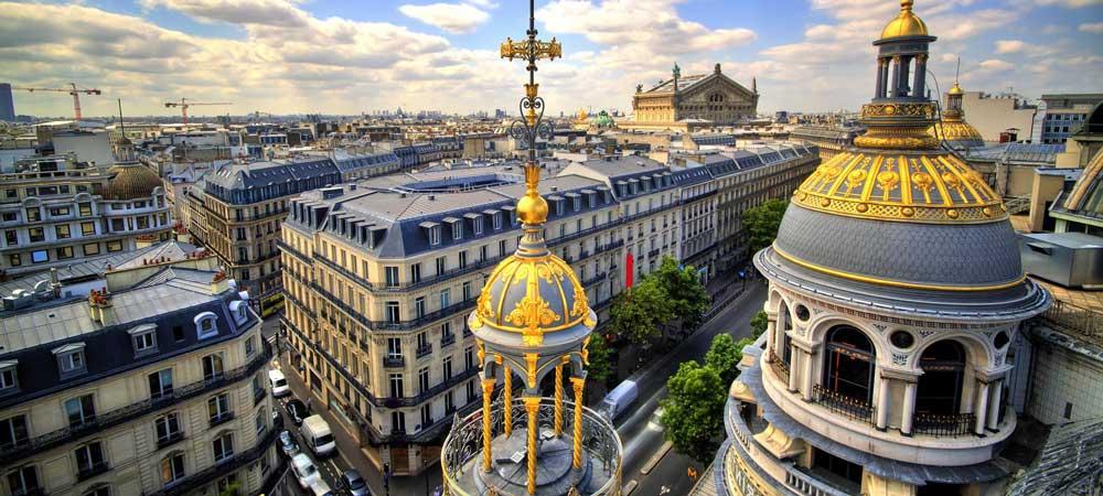 Barrios y Zonas de París
