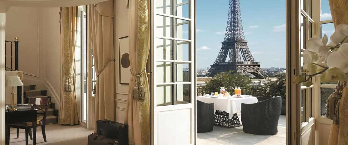 Dónde alojarse en Paris