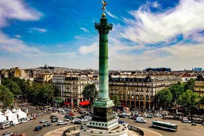 Donde alojarse en Paris en un barrio tranquilo