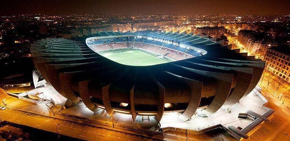 Estadio de fútbol y rugby Parc de Princes