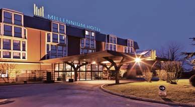 Hotel Millenium Paris Charles de Gaulle