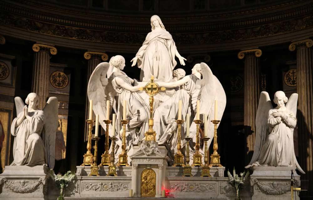 Monumentos Iglesia de la Madeleine