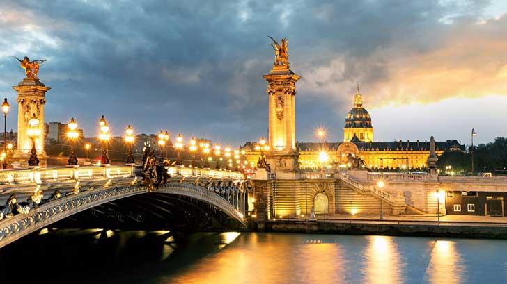 Itinerario por Paris
