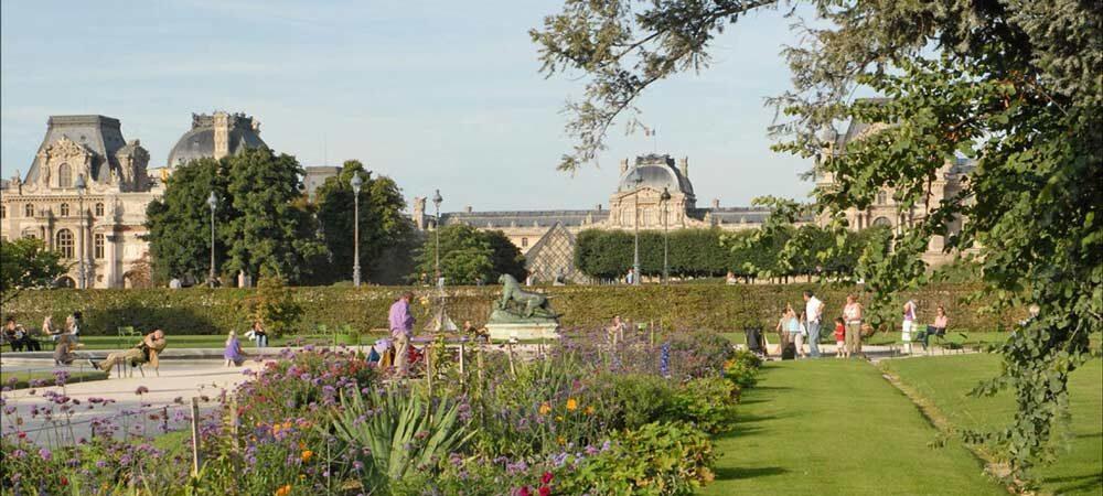 Jardín de las Tullerías