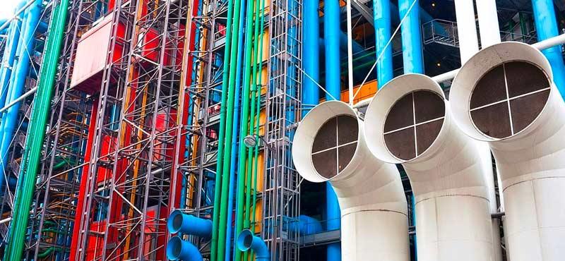 Museo Pompidou