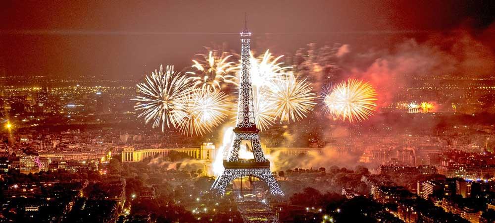 Navidad y Fin de Año en París