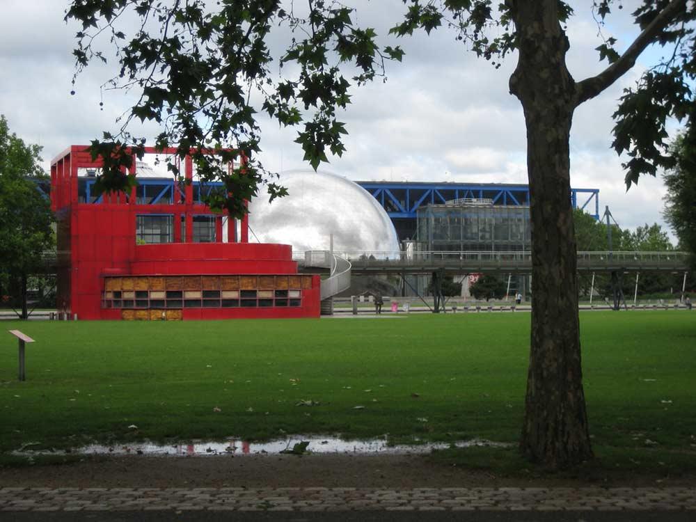 Parque de la Villette
