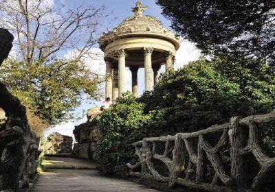 Parques y Jardines de París