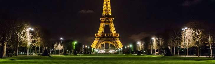 primer día en Paris