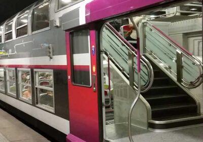 Tren Regional - RER