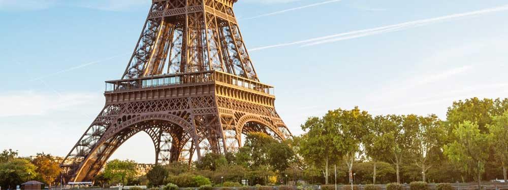 Tours Torre Eiffel