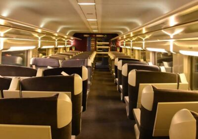 Tren en Francia - TGV