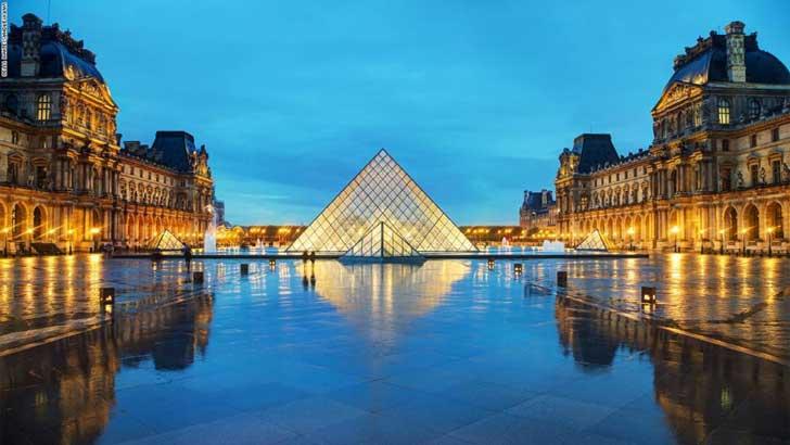 Visitar el Museo del Louvre